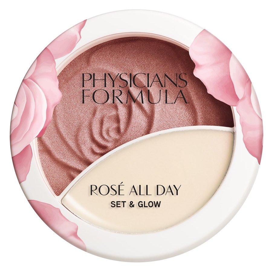 Physicians Formula Rosé All Day Set & Glow Powder 10,2 g ─ Brigtening Rose