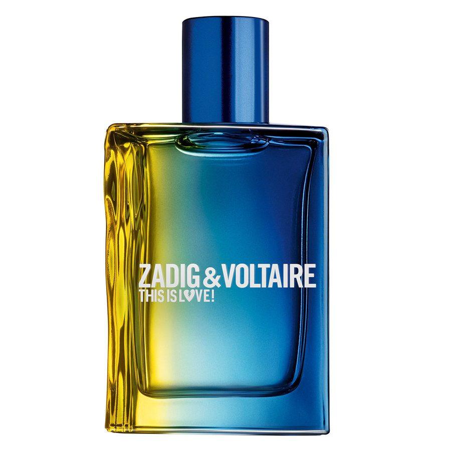 Zadig & Voltaire This Is Love Pour Lui Eau De Toilette 50 ml