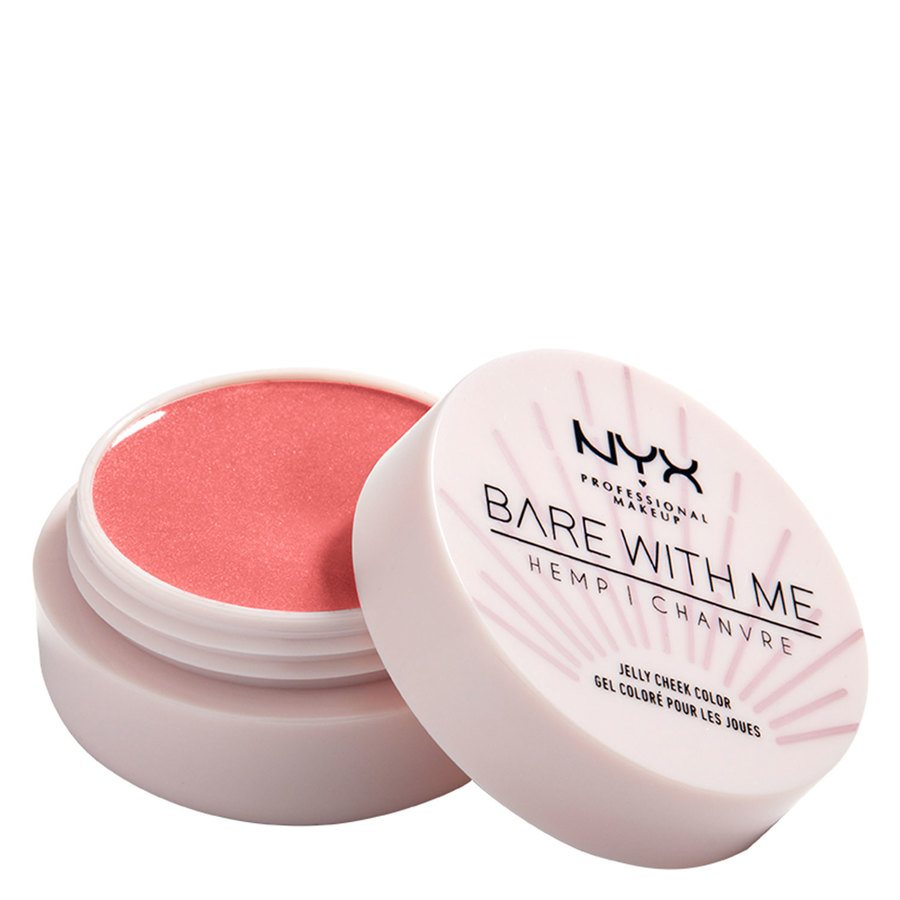 NYX Professional Makeup Bare With Me Hemp Jelly Cheek Color #02 9,27 ml