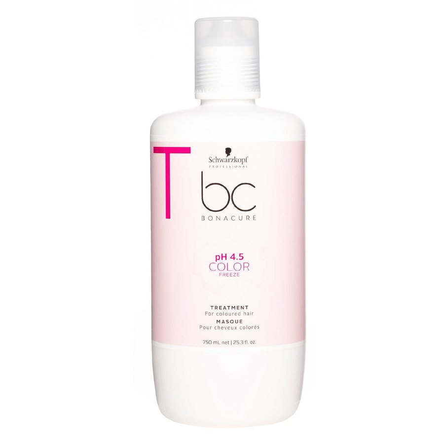 Schwarzkopf BC Bonacure Color Freeze Treatment 750 ml