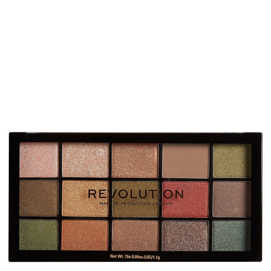 Makeup Revolution Reloaded Shadow Palette Empire 15 x 1,1 g