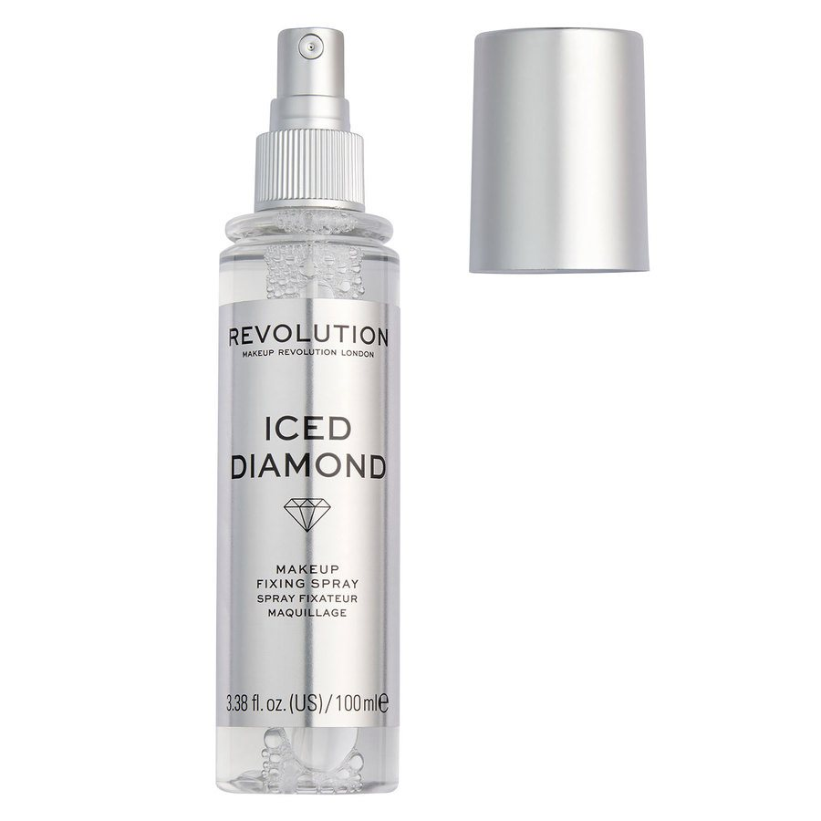 Makeup Revolution Precious Stone Fixing Spray Iced Diamond 100 ml