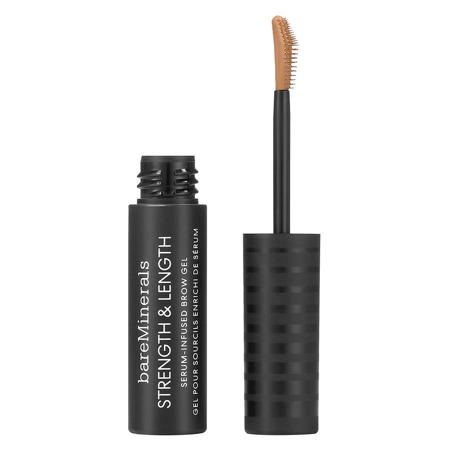 bareMinerals Strength & Length Serum Infused Brow Gel 5 ml ─ Honey