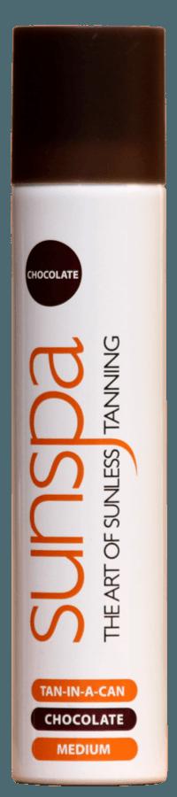 Sunspa Chocolate Spray 200 ml