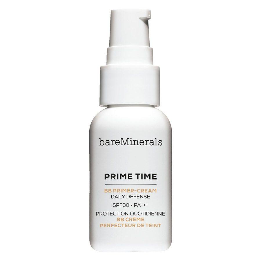 bareMinerals Prime Time BB Primer-Cream Daily Defense SPF 30 30ml – Light