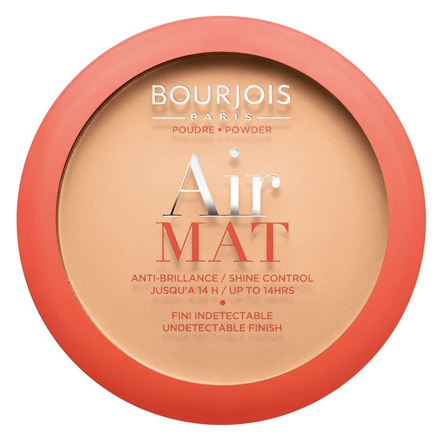 Bourjois Air Mat Compact Powder 10 g ─ 03 Apricot Beige