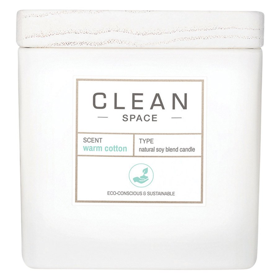 Clean Candle 227 g ─ Warm Cotton