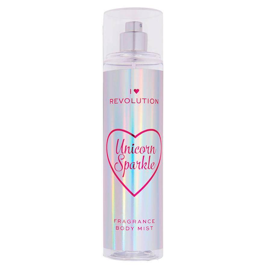 Makeup Revolution I Heart Revolution Unicorn Sparkle Body Mist 236 ml