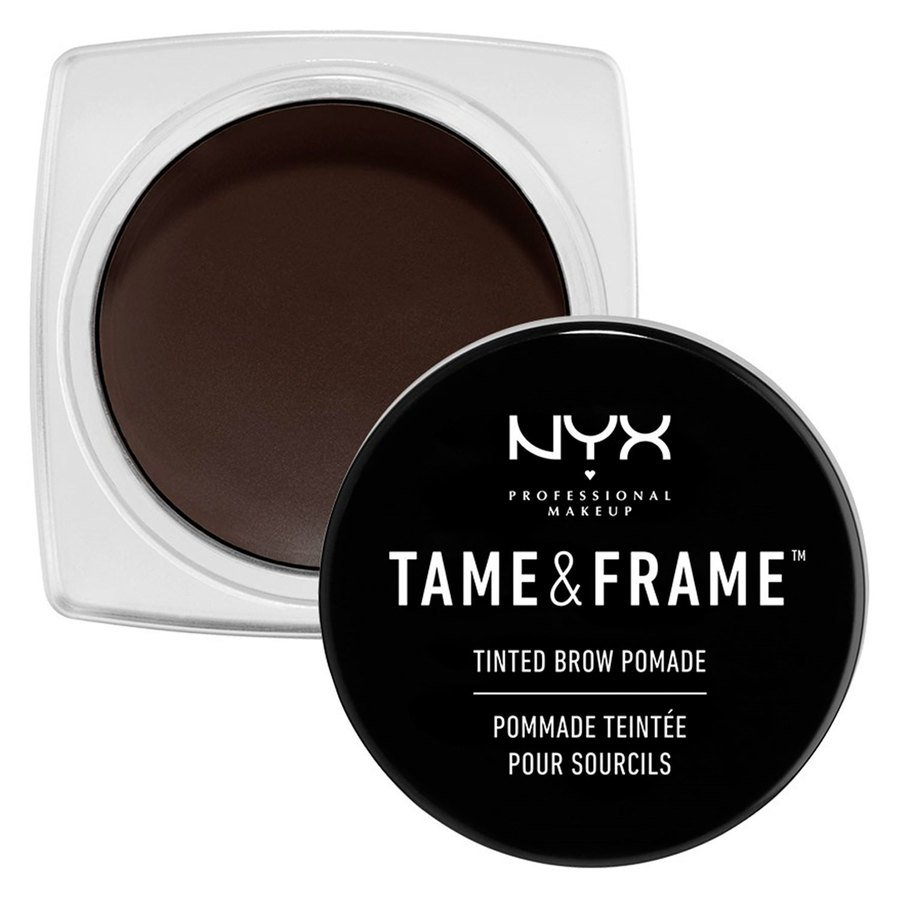 NYX Professional Makeup Tame & Frame Tinted Brow Pomade – 05 Black 5g