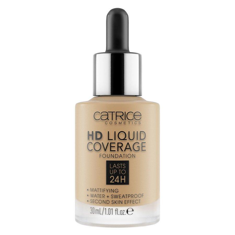 Catrice HD Liquid Coverage Foundation 30 ml – Camel Beige 046