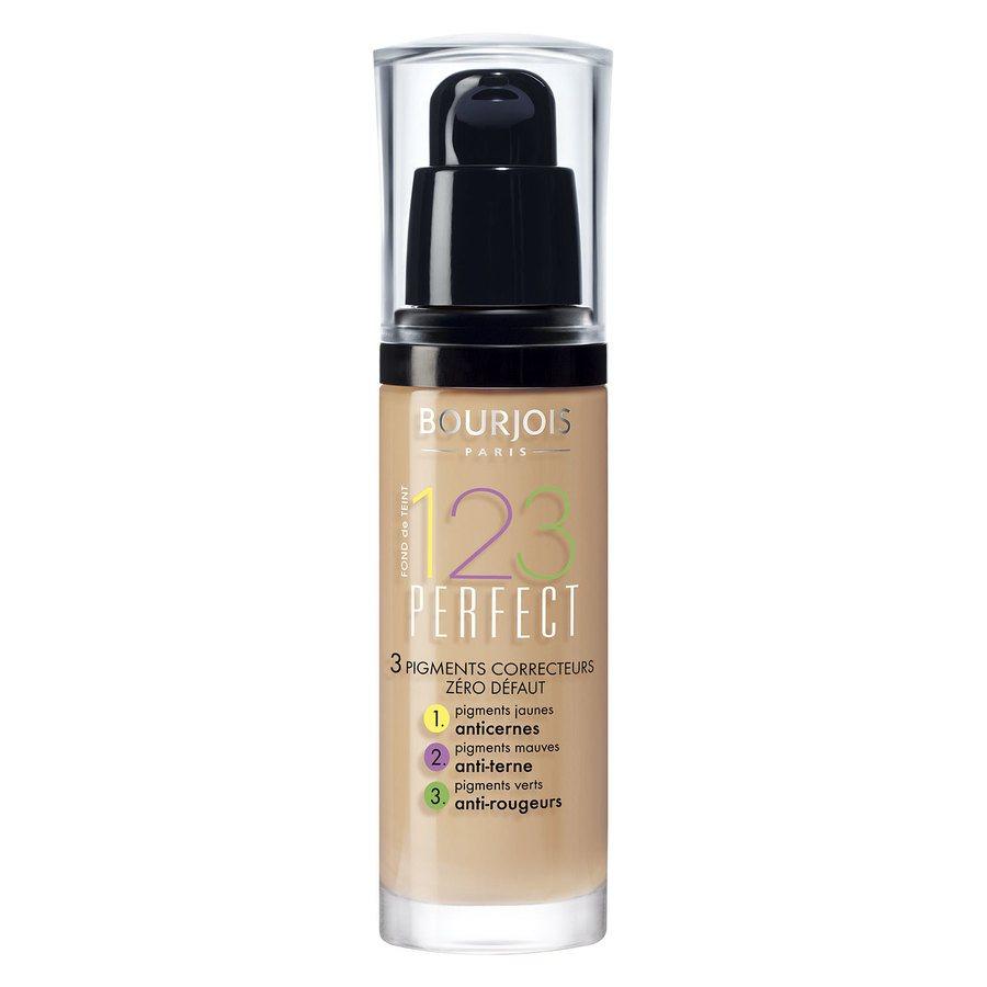 Bourjois 1,2,3 Perfect Foundation 30 ml ─ 53 Light Beige