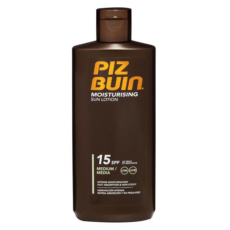 Piz Buin Moisturizing Sun Lotion SPF15 200 ml