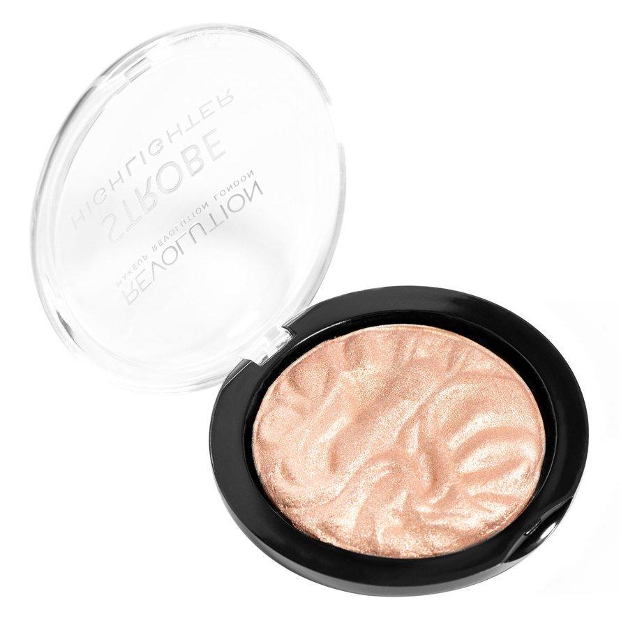 Makeup Revolution Strobe Highlighter – Gold Addict