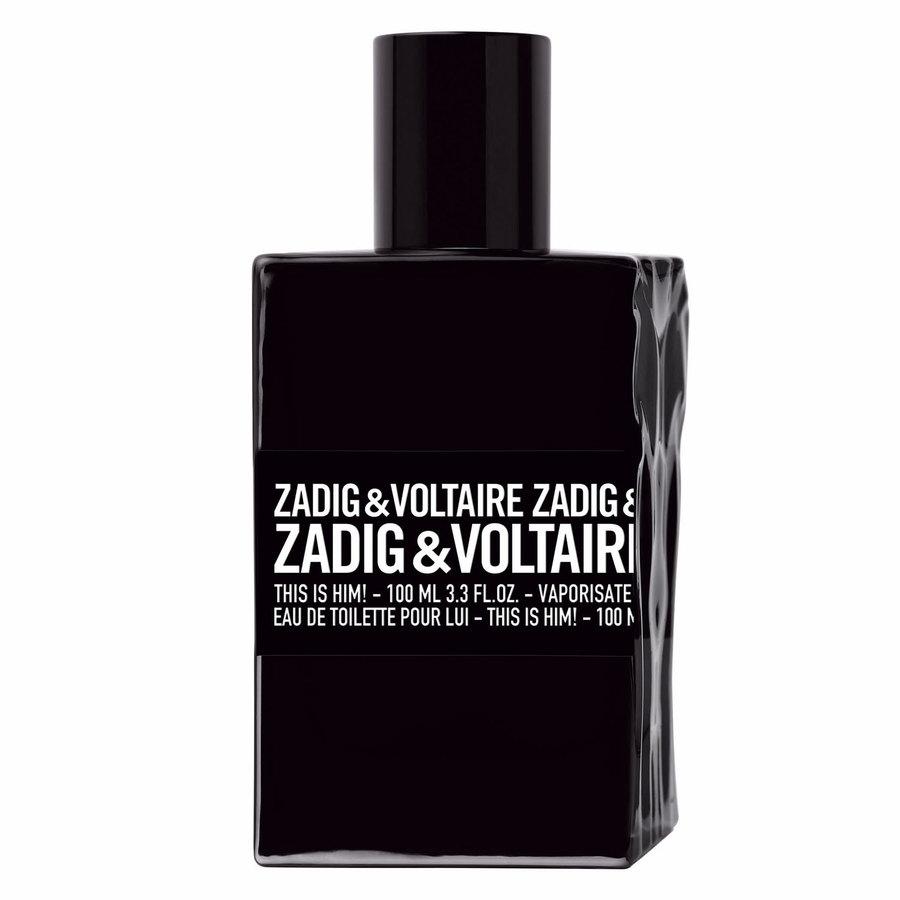 Zadig & Voltaire This Is Him Eau De Toilette 100 ml