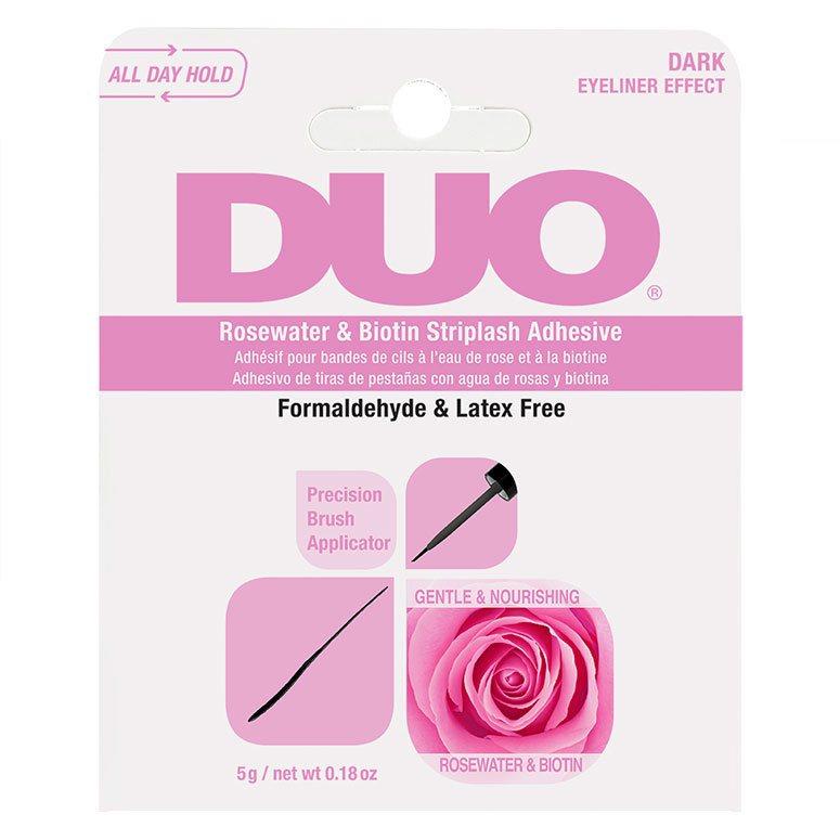 Ardell Duo Biotin Rose Striplash Adhesive 5 g – Dark