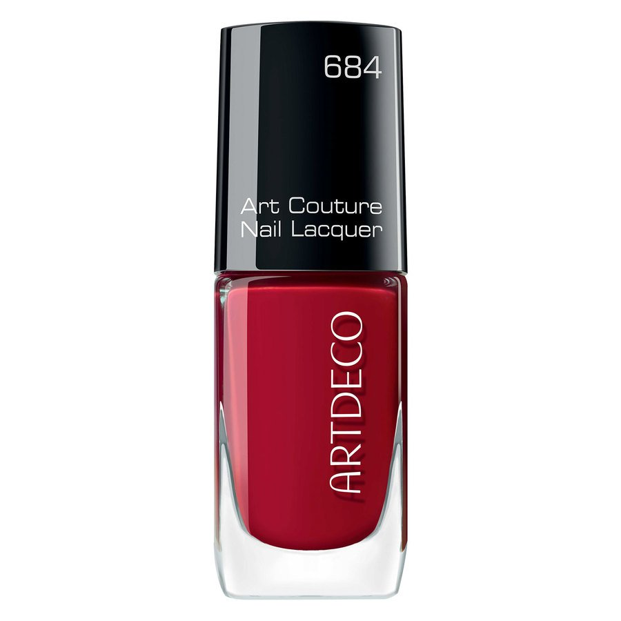 Artdeco Art Couture Nail Polish, 684 Lucious Red 10 ml