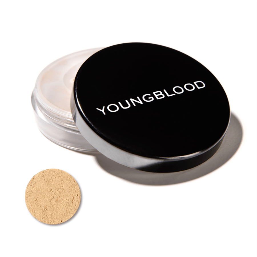 Youngblood Natural Loose Mineral Foundation Barely Beige 10 g