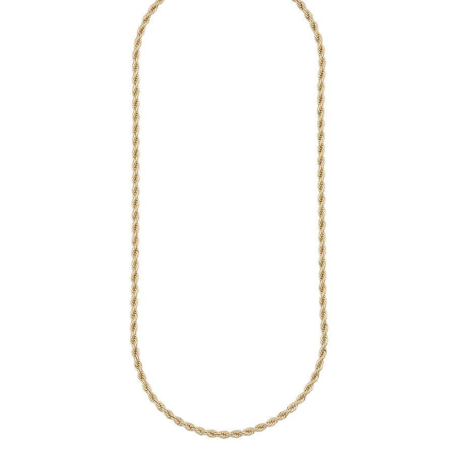 Snö Of Sweden Chase Hege Necklace 50 – Plain Gold