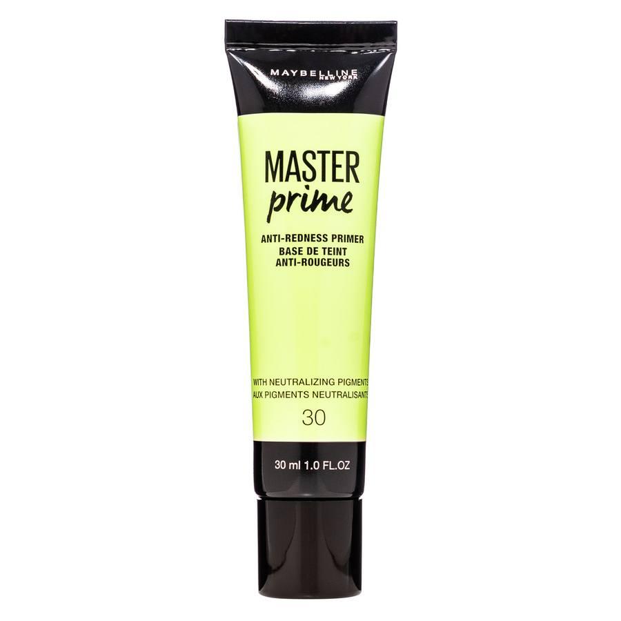 Maybelline Master Prime Anti-Redness Primer Base 30 ml