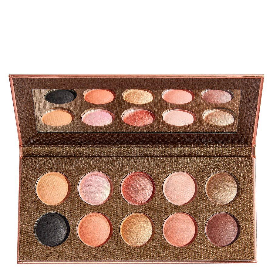 Makeup Revolution Pro Colour Focus Bronze Palette 10 x 1,5