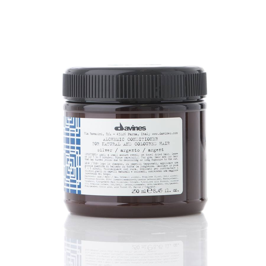 Davines Alchemic Conditioner 250 ml – Silver