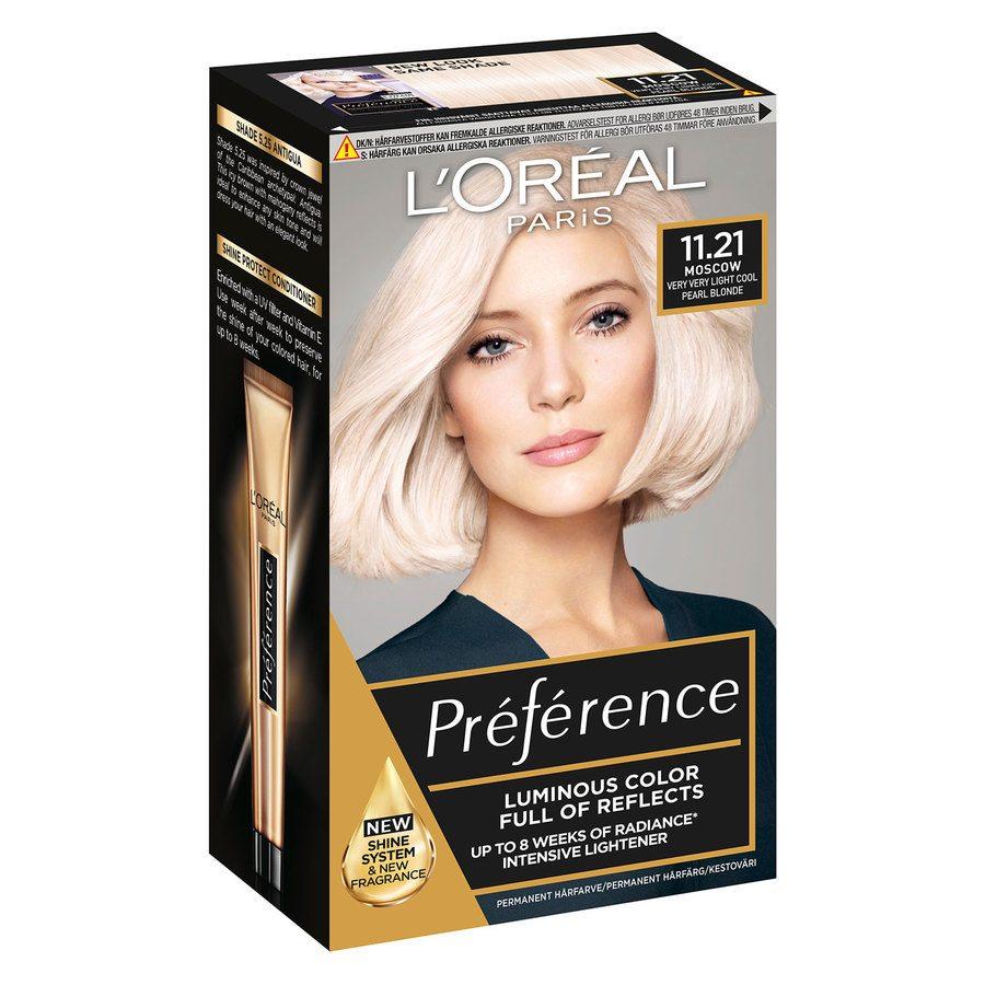 L'Oréal Paris Préférence Core Récital - 11.21