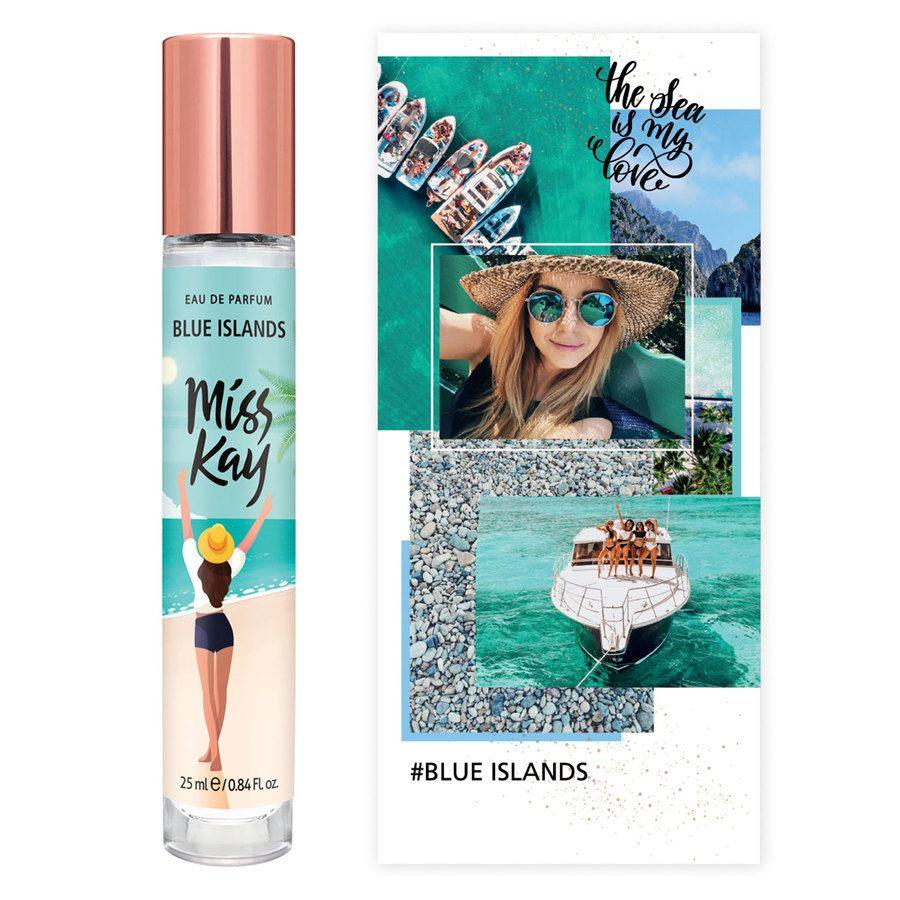 Miss Kay Blue Islands Eau De Parfum 25 ml