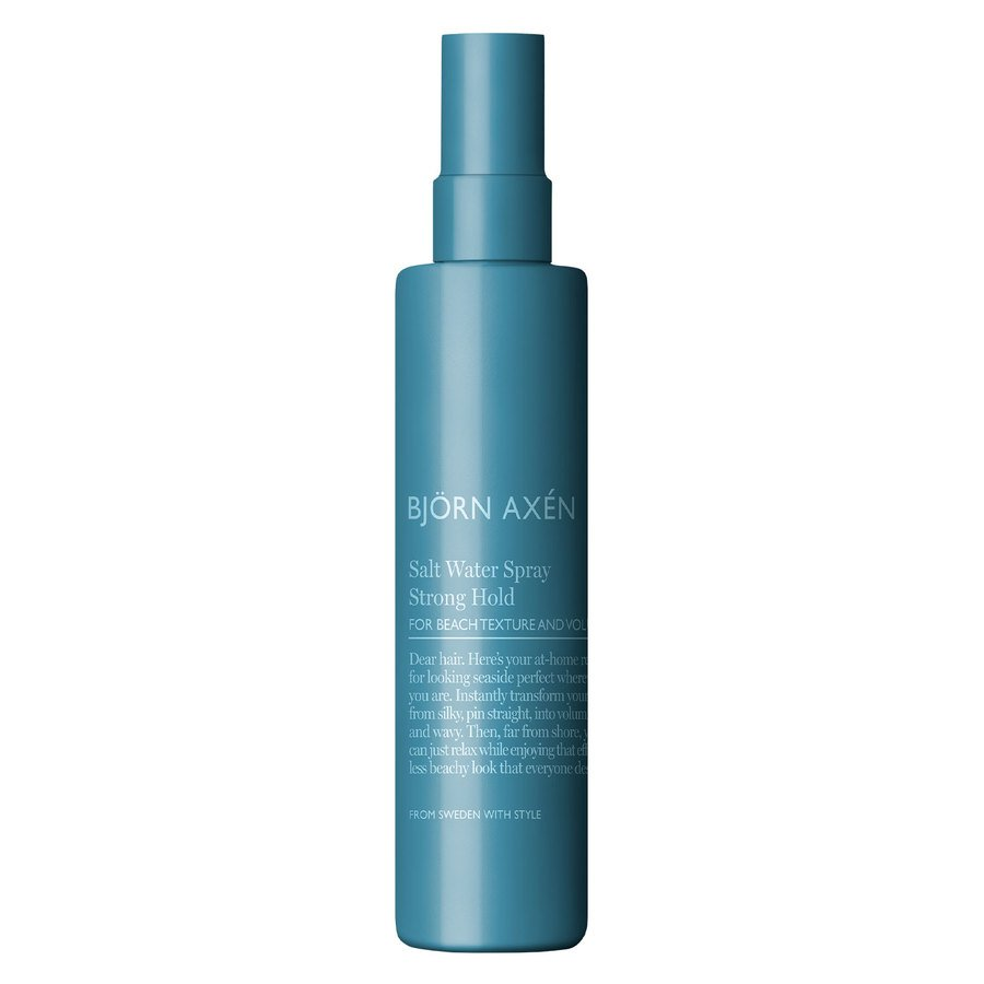 Björn Axén Salt Water Spray Beach Texture & Volume 150 ml