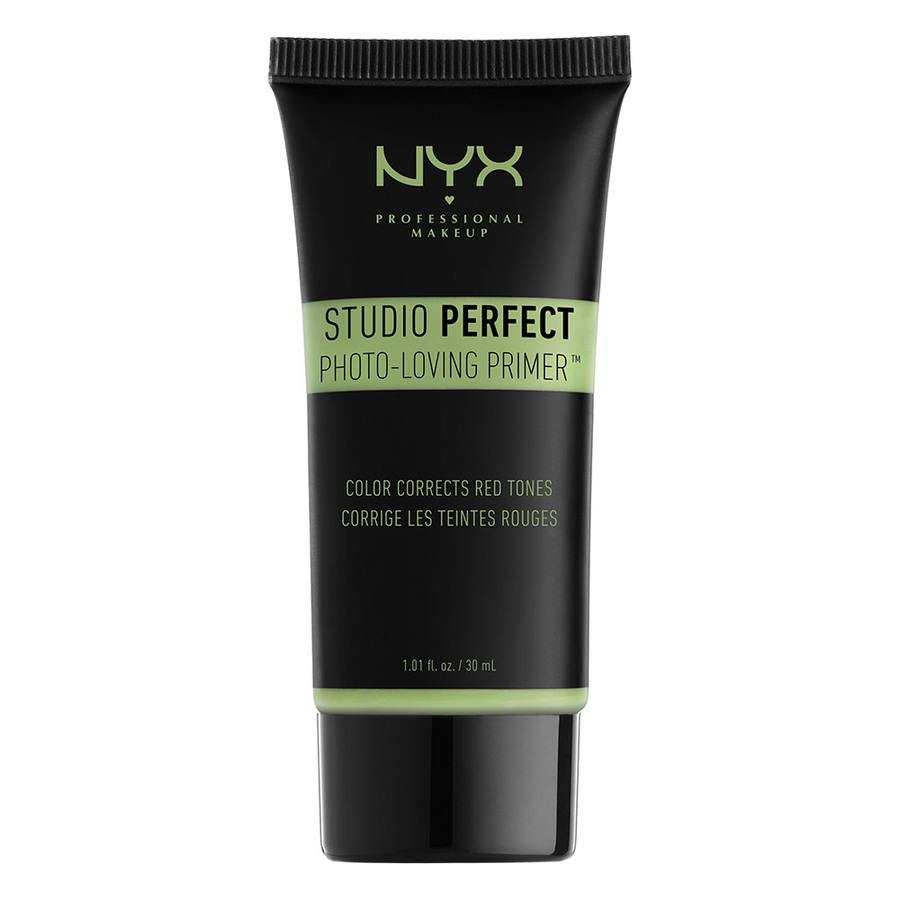 NYX Professional Makeup Studio Perfect Primer – Green 30ml