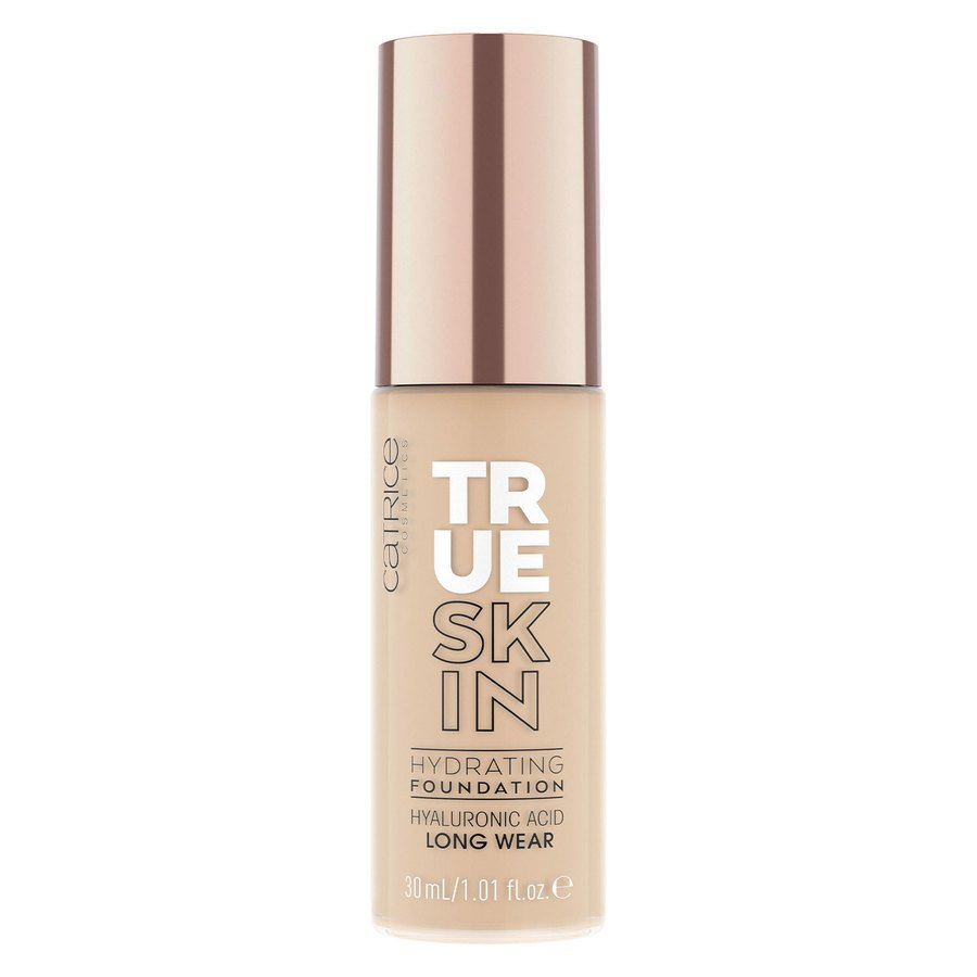 Catrice True Skin Hydrating Foundation 30 ml – Warm Vanilla 015