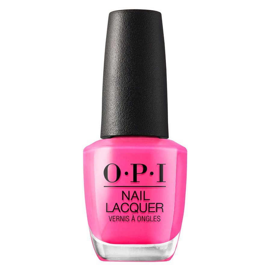 OPI Neon Collection Nail Polish 15 ml ─ V-I-Pink Passes