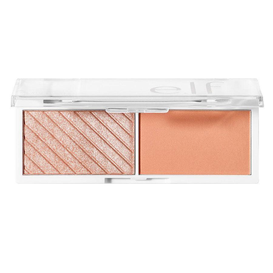 e.l.f. Cosmetics Bite-Size Face Duo 4,6 g ─ White Peach