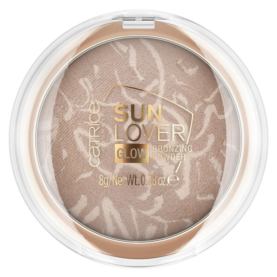 Catrice Sun Lover Glow Bronzing Powder 8 g – Sun-Kissed Bronze 010