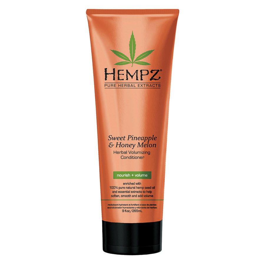 Hempz Sweet Pineapple & Honey Melon Volumizing Conditioner 265 ml