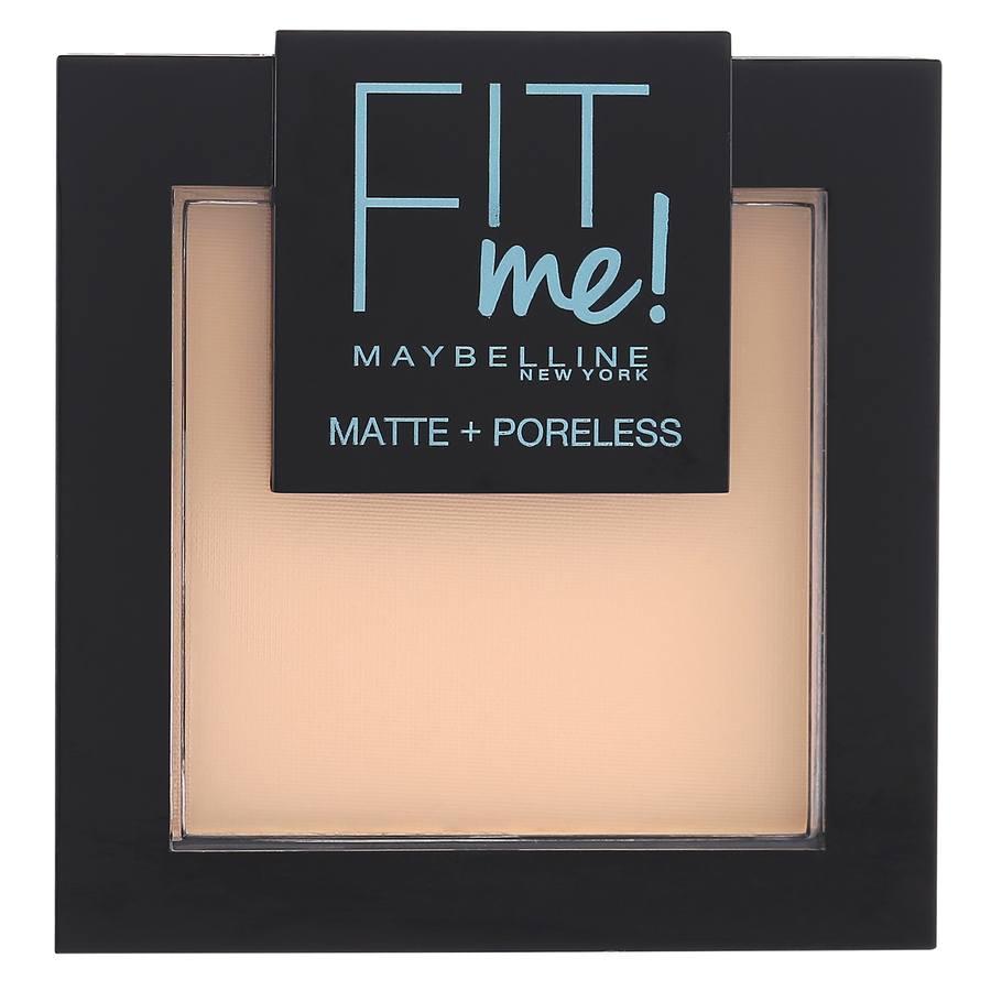 Maybelline Fit Me Matte & Poreless Powder – 104 Soft Ivory
