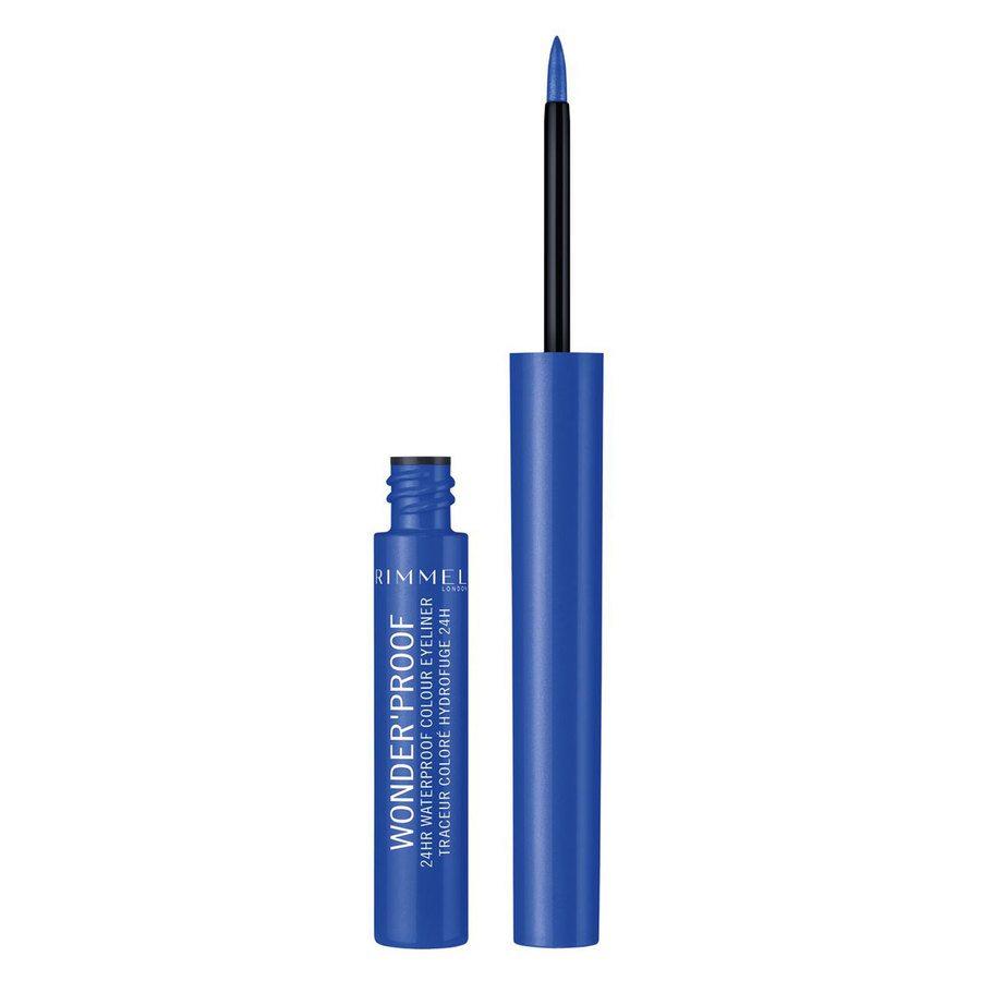Rimmel London Wonder'Proof Eyeliner 1,4 ml ─ #005 Pure Blue