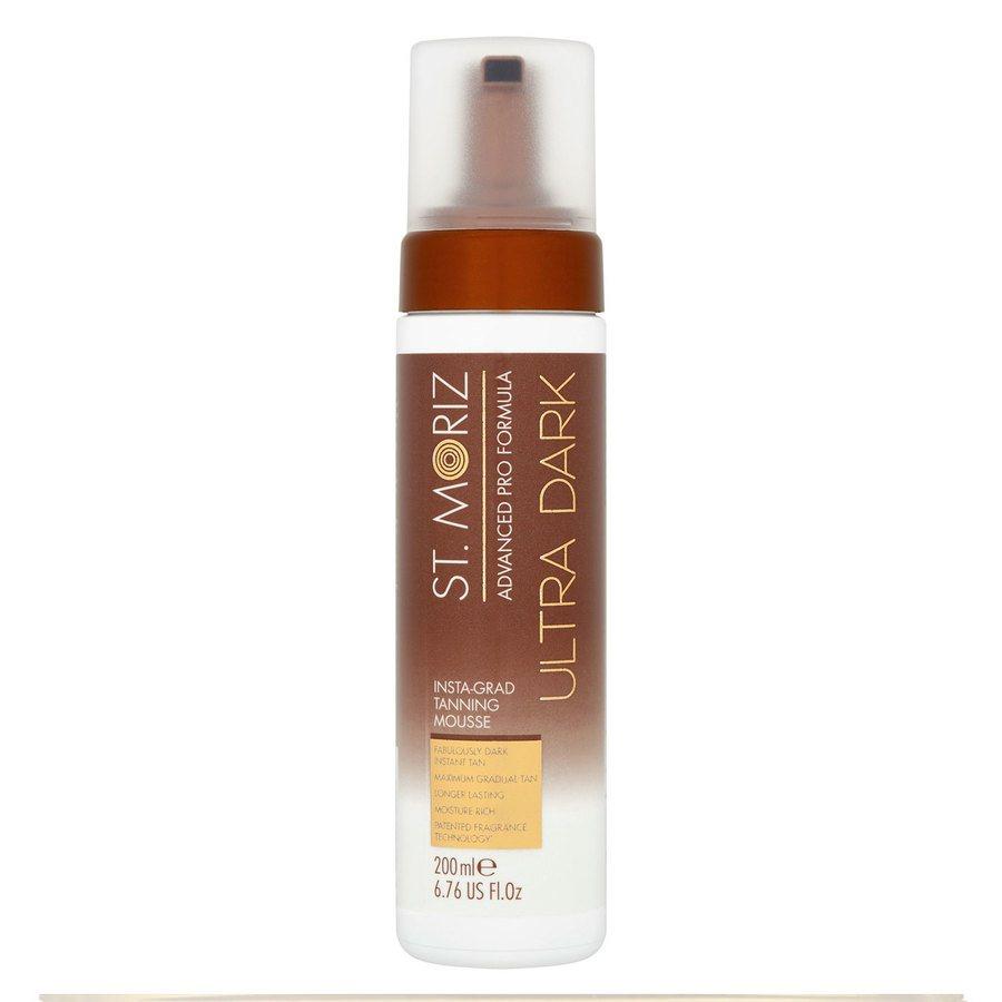 St.Moriz Advanced Pro Formula Ultra Dark Self Tanning Mousse 200 ml