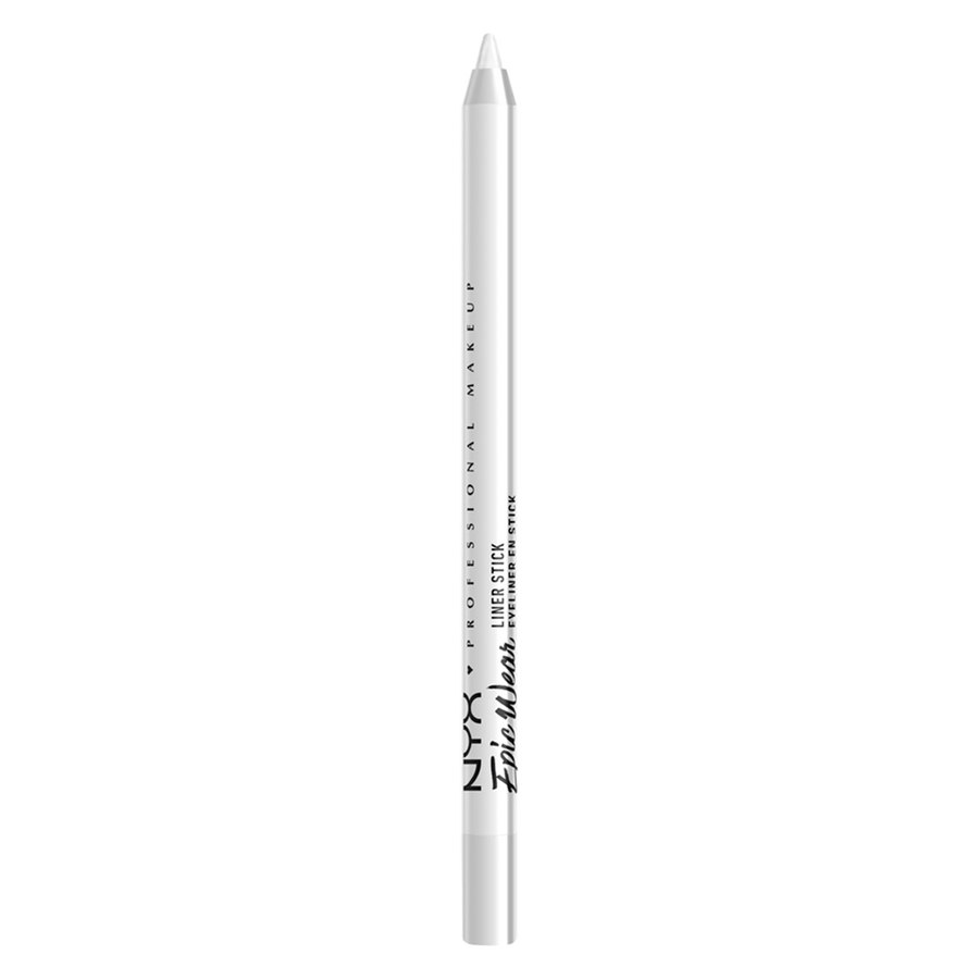 NYX Professional Makeup Epic Wear Liner Sticks 1,21 g – Pure White