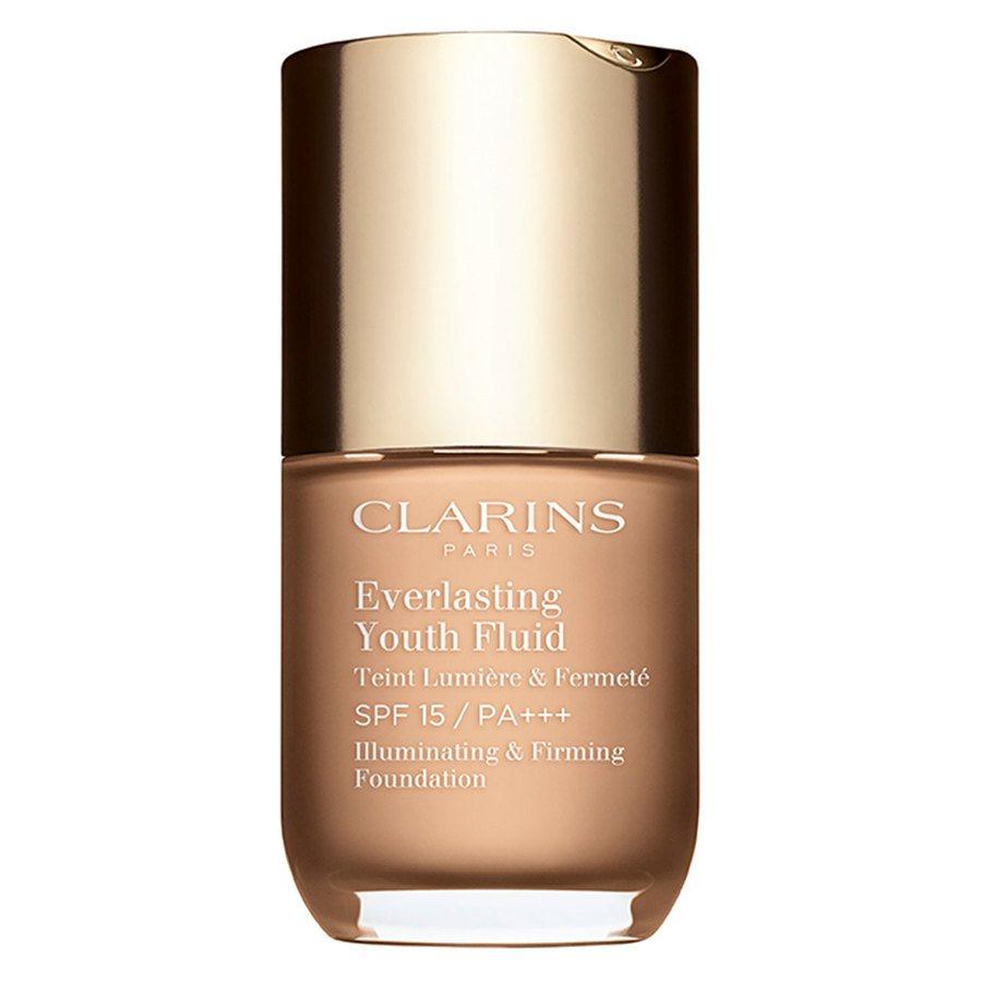 Clarins Everlasting Youth Fluid Foundation 30 ml – 108 Sand