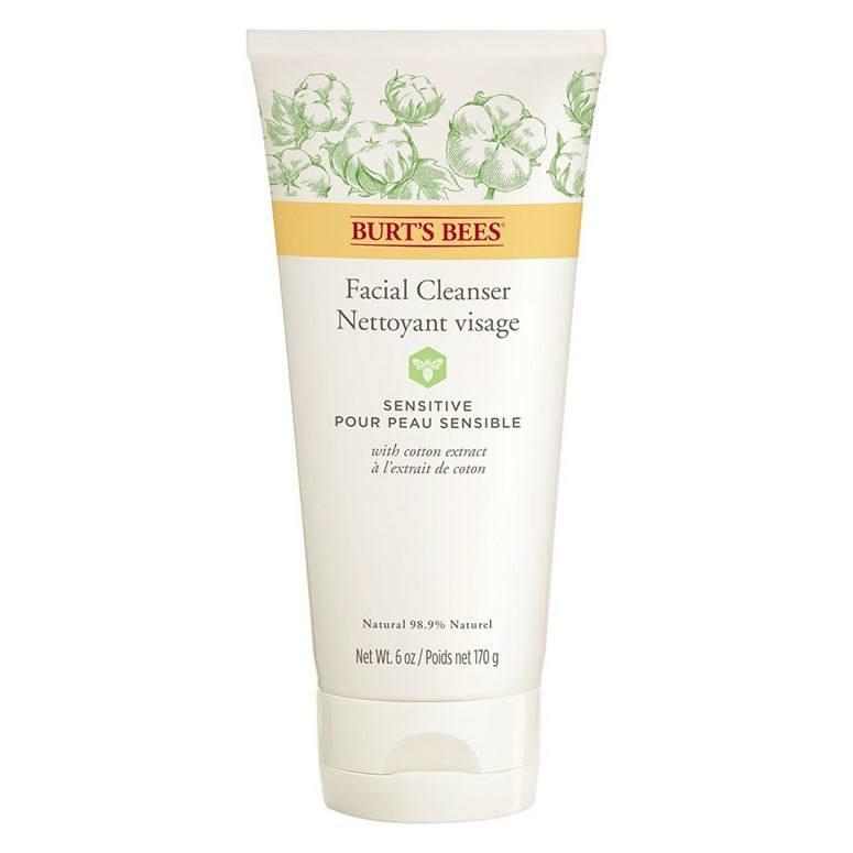 Burt's Bees Sensitive Skin Facial Cleanser 170 g
