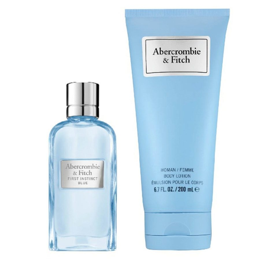 Abercrombie & Fitch First Instinct Blue Women Lahjapakkaus