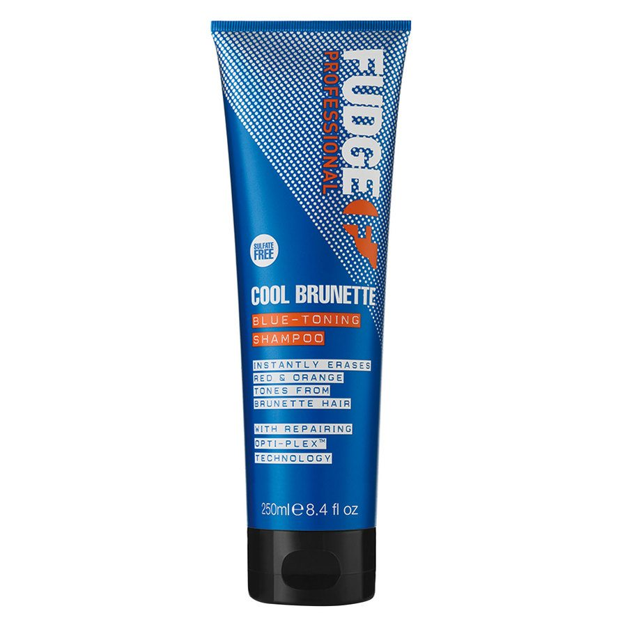 Fudge Cool Brunette Blue Toning Shampoo 250 ml