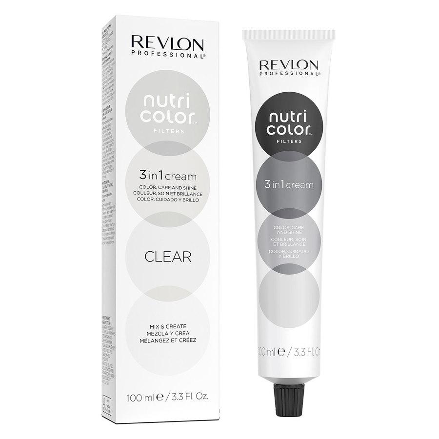 Revlon Professional Nutri Color Filters 100 ml – Clear