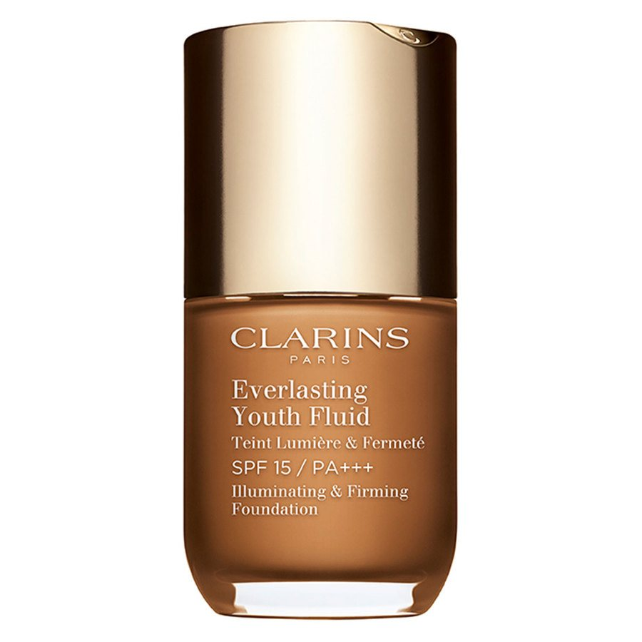 Clarins Everlasting Youth Fluid Foundation 30 ml – 117 Hazelnut