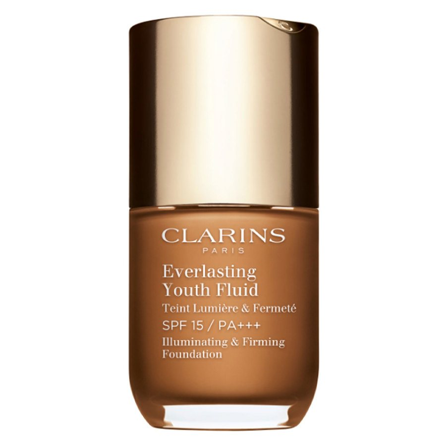 Clarins Everlasting Youth Fluid Foundation 30 ml – 117 Hazelnut