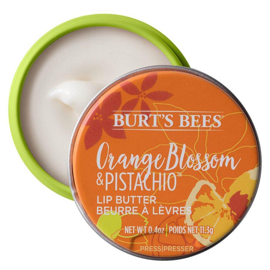 Burt's Bees® 100% Natural Origin Lip Butter 11,3 g - Orange Blossom & Pistachio