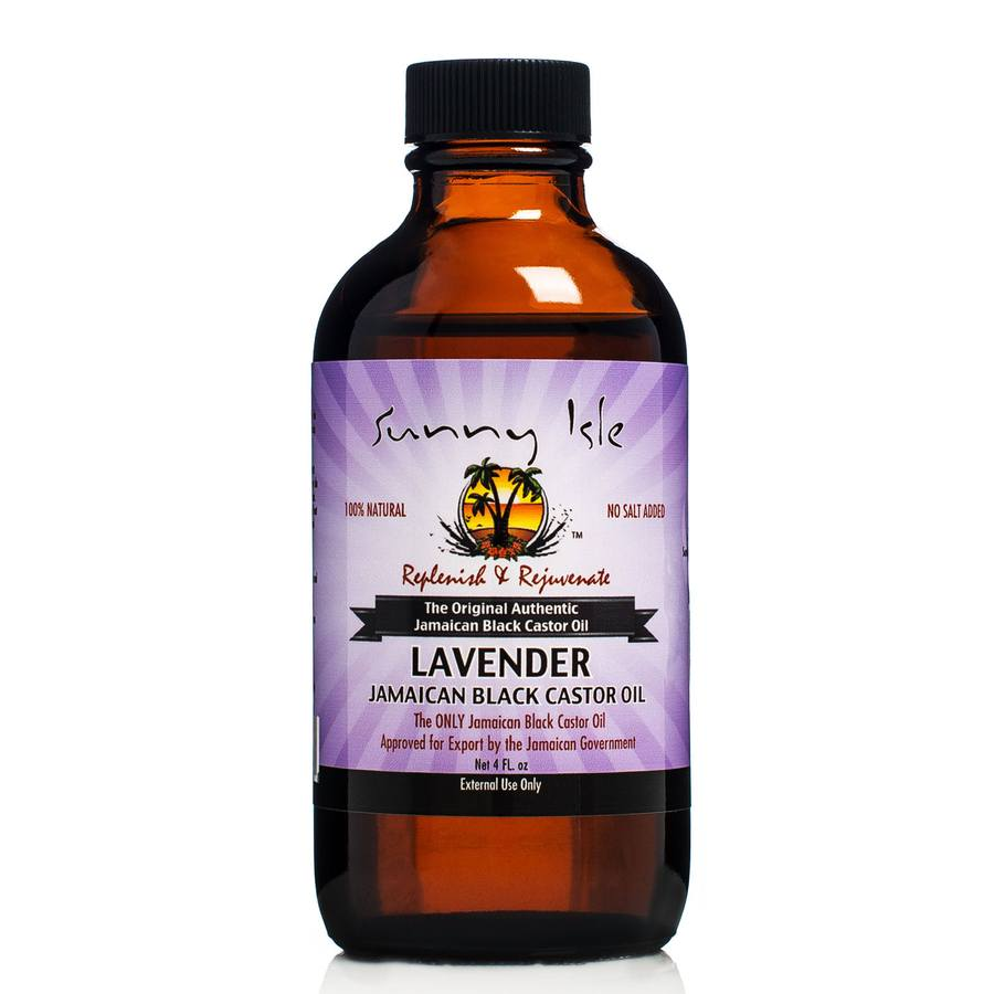 Sunny Isle Lavender Jamaican Black Castor Oil - 118 ml