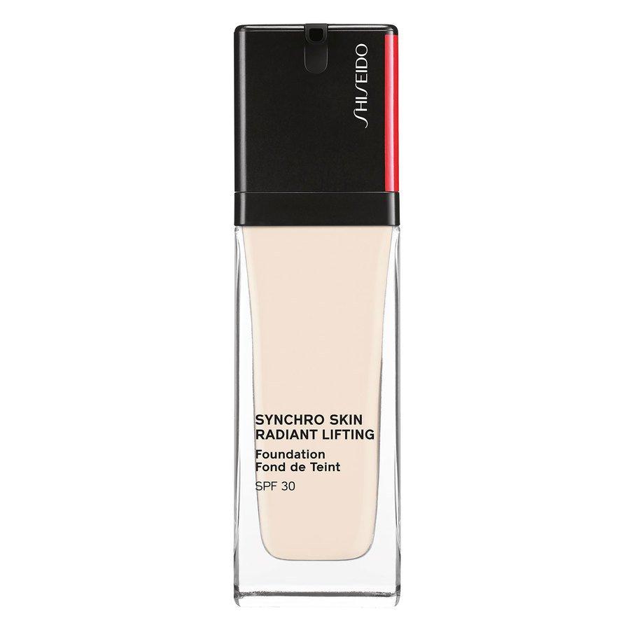 Shiseido Synchro Skin Radiant Lifting Foundation SPF 30 30 ml – 110 Alabaster