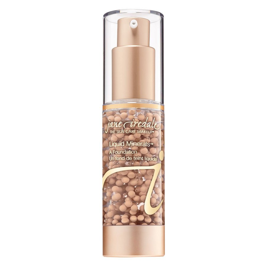 Jane Iredale Liquid Minerals Foundation – Warm Silk 30 ml