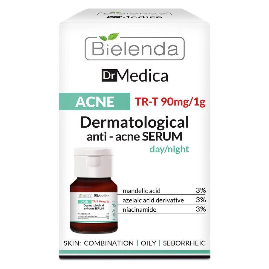 Bielenda Dr Medica Acne Dermatologic Anti-Acne Face Serum Day/Night 30 ml